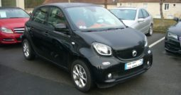 Smart FORFOUR – II 1.0 PASSION