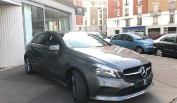Mercedes Classe A (W176) 200 D INSPIRATION 7G-DCT complet