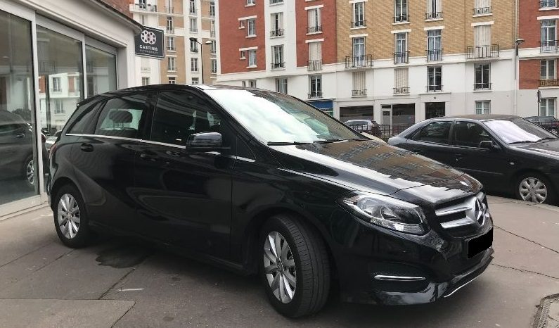 Classe B 200 (W246) 180 D 109ch INSPIRATION complet